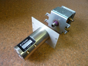Coaxial Magnetron Launchers
